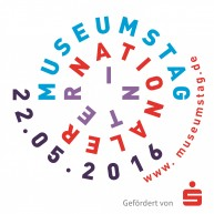 Logo Museumstag 2016